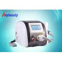 1064nm 532nm Q Switched Nd Yag Laser Tattoo Removal Machine F12 For Pigments Removal