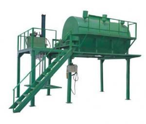 China 40r / min Polyurethane Foam Rebounding Machine , Sponge Production Line 16.7KW on sale