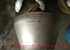 China ASTM B16.9 Stainless Steel Seamless Eccentric Reducer on sale