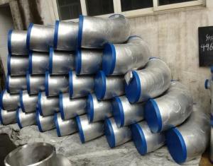 China Forged Mild Steel Buttweld Fittings DIN EN 10253-4 Bauart A DIN 2615-T1 AD 2000-W2/W10 HP 8/3 on sale
