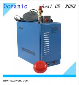 China Chinese wholesale electric steam generator in steam room on sale