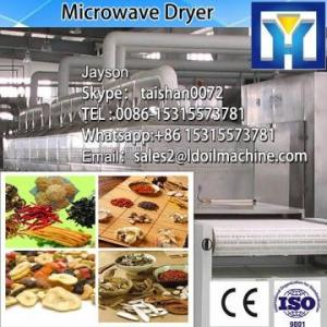 China Hot sale electricity power supply microwave drying machine used for tea leaves    microwave drying machine on sale