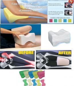 China Contour Memory Foam Leg Pillow (PW-MPL-015) on sale