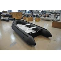 600 Cm - 800 Cm Folding Fishing Boat For Patrolling , Large Capacity Roll Up Boat