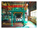 8-35 mm copper continuous casting machine for copper rod make