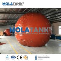 Mola 50m3 200m3 Red Mud Biogas Gas Stroage Bag/ Storage Balloon