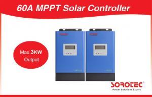 China 12V/24V/48V 100A MPPT Solar Charge Controller for Hybrid Solar Power Inverter on sale