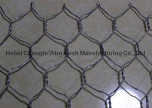 China Wire Mesh Baskets Retaining Walls , Gabion Mattresses For Flood Protection Embankment on sale