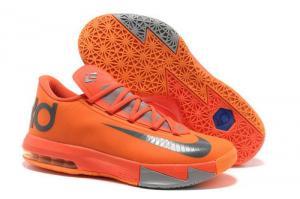 China Los zapatos escotados de KD 6 para hombre venden al por mayor talla 40-47 on sale