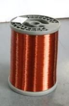 China Magnet Enamel Coated Wire 1.6mm Enameled Copper Wire 130-220 Grade Class One on sale