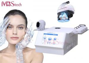 China Cooling Skin Water Cooling 5D ICE HIFU Face Lifting Machine on sale