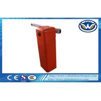 China Red Parking Barrier Gate For All Parking Areas / Community / Industrial / Bus Station on sale