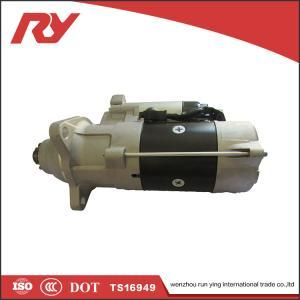 China Mining Truck Engine Starter Motor TS16949 Sliding Armature Driving Type 7.5Kw Power on sale