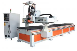 China SASO Certificate Multi Head Router , High Accuracy Cnc Routers For Woodworking on sale