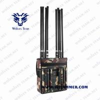 China Built-in Battery Cell GSM 3G 4G WiFi Blocker Cellular Network Isolator Bluetooth RF Mobile Phone Frequency Signal Jammer on sale