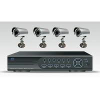4ch DVR Kit With VGA Output,1/3 Sony CCD Camera ES-DL914HV04