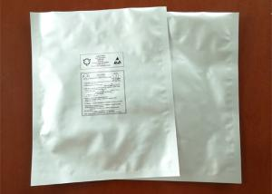 China EMI Material ESD Anti Static Bags , Aluminium Foil ESD Safe Bags Thickness 0.075MM on sale