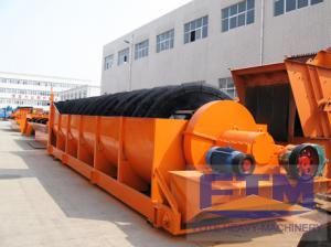 China Hot Sale Spiral Classifier for Ore on sale