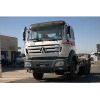 China Euro3 EGR 340hp Beiben 6x4 Prime Mover And Trailer With Long Service Life on sale