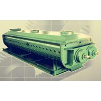 China Steel Harrow Blade Vacuum Drying Machine High Efficiency With Hot Water Heating on sale