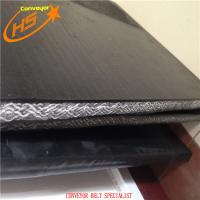 China PVC / PVG Solid Woven Rubber Conveyor Belt Price on sale