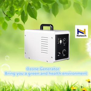 China Car Odor Remove Machine Household Ozone Generator Portable Air Sterilizer on sale