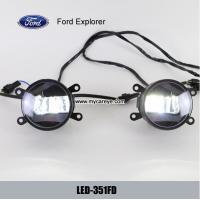 Ford explorer fog light replacement DRL daytime running lights for sale