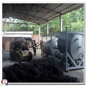 China Used tyre oil extraction equipment on sale