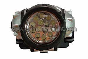 China Plastic 7-23 LED/1W Luxeon LED Headlamp on sale