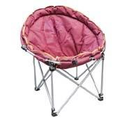 China Folding textile NE outdoor chair, comfortable moon chair, luxury camping chair on sale