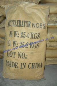 Quality rubber accelerator NOBS/MOR/MBS for sale