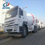 5-15 cbm Sinotruk HOWO 6x4 Concrete carrier Concrete Mixer Truck  on sale