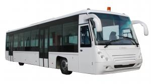 China 118kW 2300rpm Airport Apron Bus Xinfa Airport Equipment With Adjustable Seats on sale
