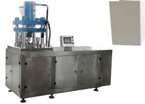 China Insulating Fire Brick Ceramic Press Machine , Cement Tile Press Machine Irrregular Shaped on sale