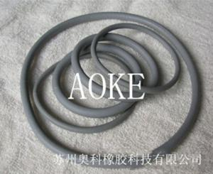 China Silicone foam ring on sale