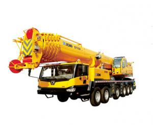 160 Ton Hydraulic Mobile Crane For Lifting Goods XCMG QY160K