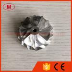 TD04 forward 7+7 blades 46.25/57.81mm turbo billet/milling/aluminum 2618 compressor wheel