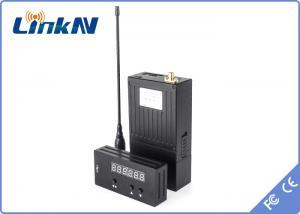 China Transmissor video sem fio handheld NLOS do transmissor 1W mini COFDM da longa distância para a aplicação de direitos militares on sale
