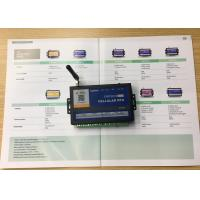 China RS485 To TCP IP Modbus Converter Ethernet 4 DI Digital Input IP30 Housing on sale