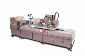 China TY  CCD5060ST CCD Camera Screen Printing Machine on sale