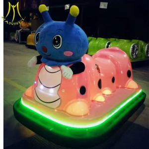 China Hansel  children games used amusement park bumper car for sale on sale