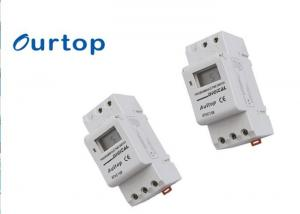 China HTC 15M Item Number Programmable Digital Timer Switch 24 -- 240VAC / DC 5VA Max on sale