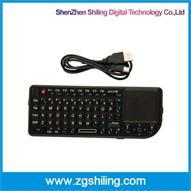 China Manufacture Foreign Language Sale Mini Wireless Keyboard for Smart TV, OEM Orders Welcomed on sale