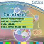 Docetaxel de haute qualité avec le prix de bon (CAS : 114977-28-5)