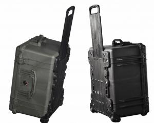 China TG-MCP 2.5 AC110-240V Shockproof Separate Control Rf Jammer For sale VIP Convoy Protection on sale