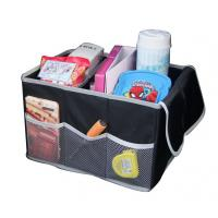Convenient Collapsible Console Car Trunk Organizer Easy Carrying 25X34X22 cm