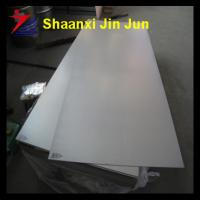 China gr2 titanium tube sheet on sale