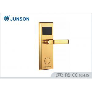 China Stand Alone RFID Hotel Locks / Key Card Access Locks High Security on sale