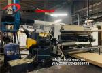 1600MM 280S Single Facer Corrugated Machine Electric Heating/Steam Heating Easy Operation