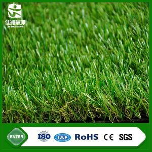 China 35mm fire resistant artificial grass landscape fake grass lawn garden used on sale